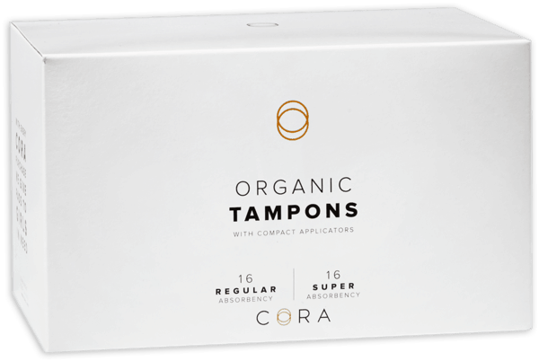 $1.00 for Cora® Premium Organic Cotton Tampons (expiring on Tuesday, 10/30/2018). Offer available at Target.