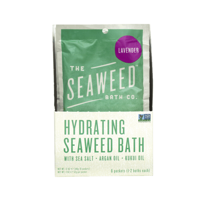 $0.50 for Seaweed Bath Co.® Hydrating Seaweed Bath Line (expiring on Thursday, 04/02/2020). Offer available at Hannaford, Wegmans, Dierbergs, Coborn's.