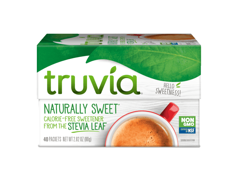 $1.50 for Truvia Stevia Sweetener. Offer available at multiple stores.