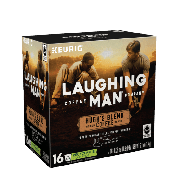 $1.50 for Laughing Man® Coffee K-Cup® Pods (expiring on Sunday, 12/02/2018). Offer available at multiple stores.