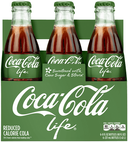 image regarding Coca Cola Printable Coupons identify $1.00 for Coca-Cola Life®. Present readily available at a number of
