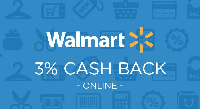 $0.00 for Walmart.com - Cash Back Varies by Category (expiring on Sunday, 03/24/2019). Offer available at Walmart.com.