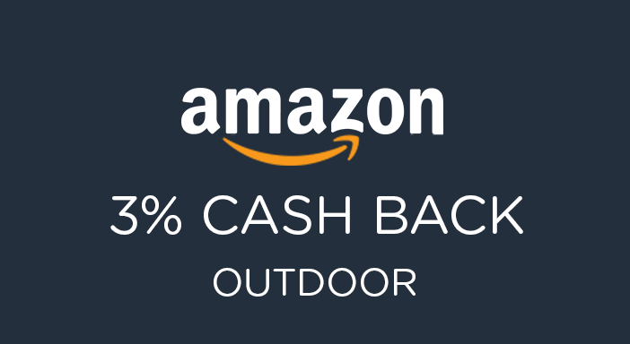 $0.00 for Amazon Outdoor (expiring on Tuesday, 08/31/2021). Offer available at Amazon.