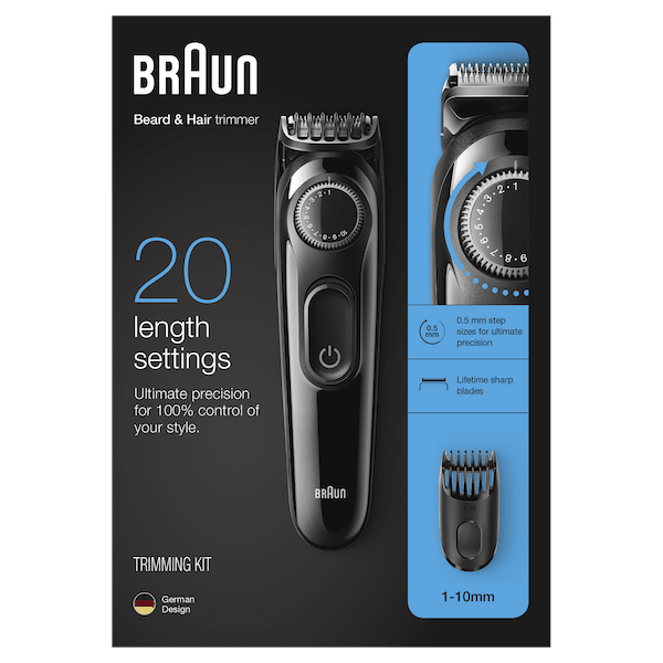 $5.00 for Braun Trimmers. Offer available at Walmart.