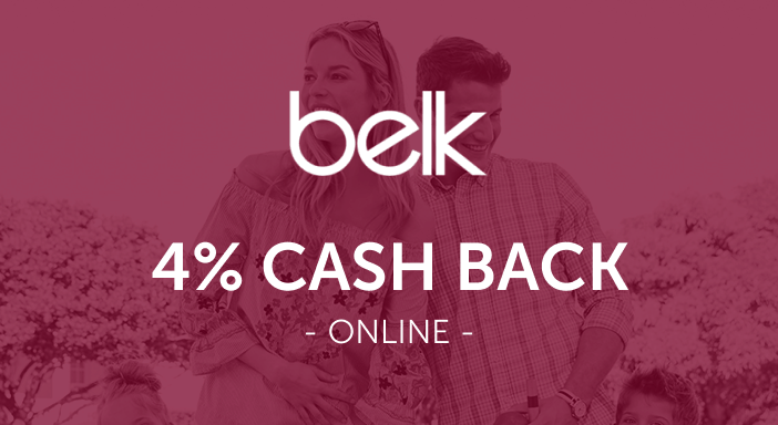 $0.00 for Belk (expiring on Monday, 04/13/2020). Offer available at Belk.