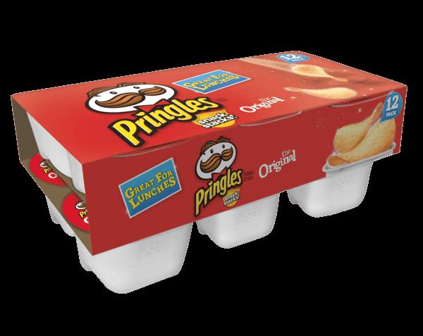$0.50 for Pringles® Snack Stacks!® (expiring on Thursday, 08/02/2018). Offer available at Walmart.