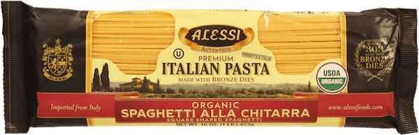 $0.75 for Alessi Organic Spaghetti (expiring on Monday, 02/10/2020). Offer available at multiple stores.