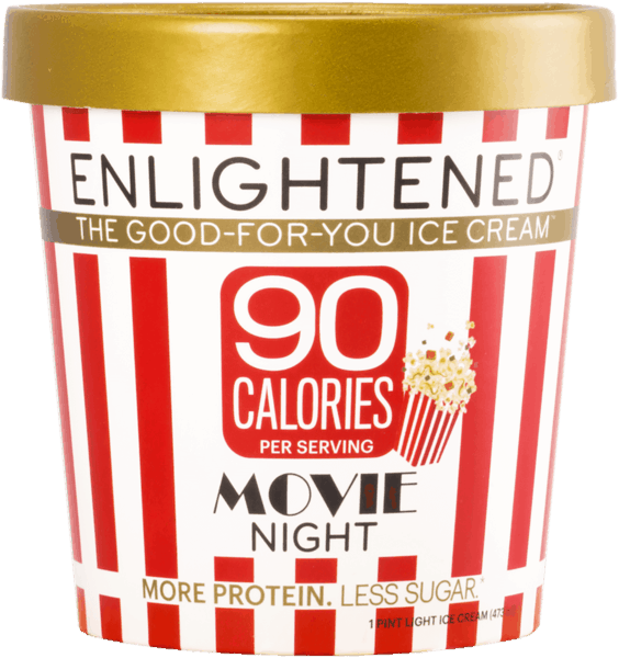 $1.00 for Enlightened® The Good-For-You Ice Cream™ Pints (expiring on Saturday, 06/30/2018). Offer available at multiple stores.