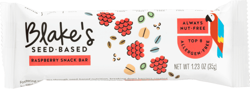 $0.50 for Blake's Seed Based Bar (expiring on Wednesday, 09/02/2020). Offer available at multiple stores.