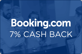 $0.00 for Booking.com (expiring on Thursday, 06/28/2018). Offer available at Booking.com.