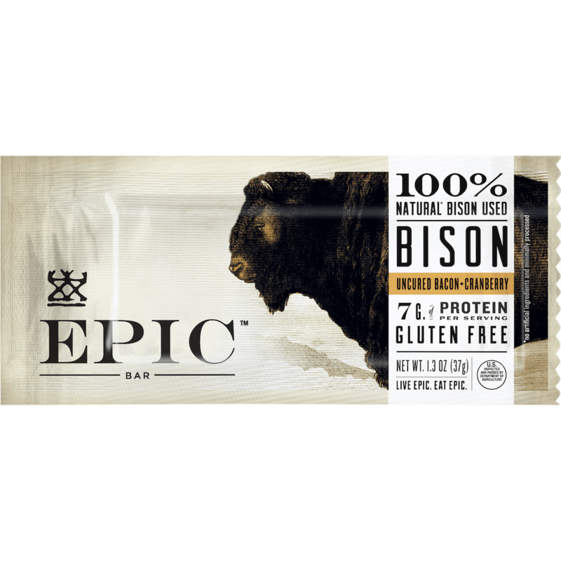 $1.00 for EPIC Bars (expiring on Friday, 07/03/2020). Offer available at Whole Foods Market®.