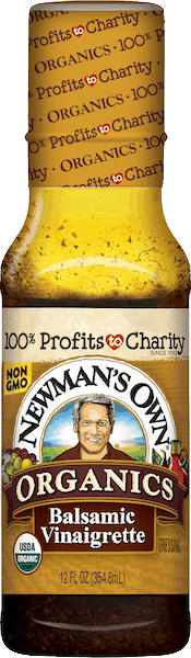 $1.00 for Newman's Own® Organics Salad Dressing (expiring on Saturday, 02/02/2019). Offer available at multiple stores.