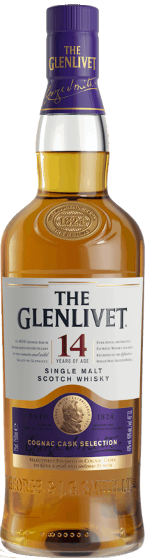 $2.00 for The Glenlivet Scotch Whisky. Offer available at multiple stores.