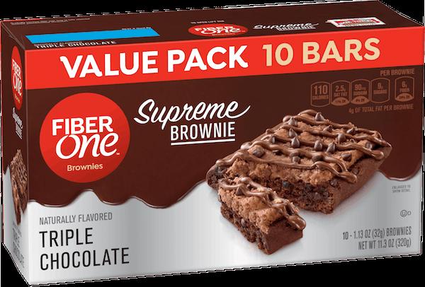 $0.50 for Fiber One™ Bars & Bites (expiring on Friday, 02/16/2018). Offer available at Walmart.