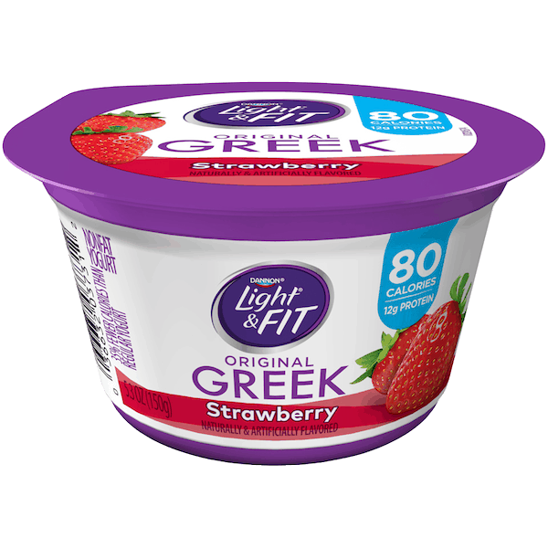 $0.75 for Dannon ® Light® & Fit Greek Yogurt (expiring on Friday, 11/02/2018). Offer available at multiple stores.