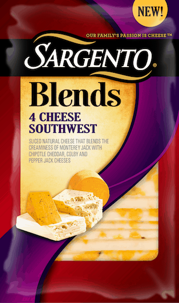 $0.75 for Sargento® Blends™ Slices. Offer available at Meijer.