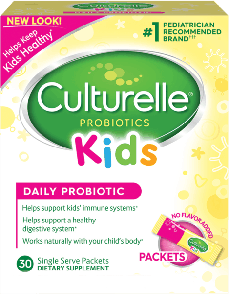 $1.50 for Culturelle® Kids Probiotics Packets (expiring on Sunday, 04/01/2018). Offer available at multiple stores.