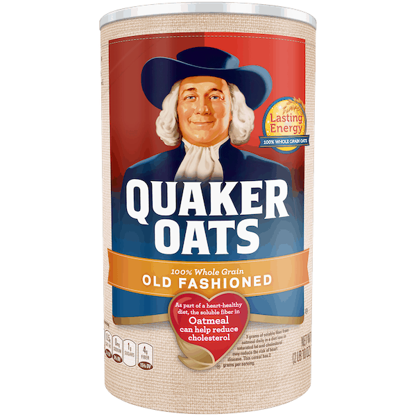 $1.00 for Quaker® Oatmeal (expiring on Thursday, 08/02/2018). Offer available at Walmart.