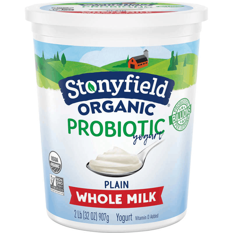 $1.50 for Stonyfield Organic Traditional Large Cup. Offer available at multiple stores.