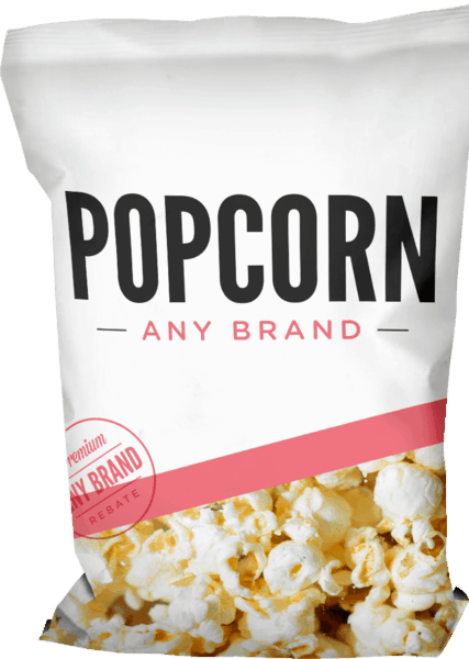 $0.25 for Popcorn - Any Brand (expiring on Monday, 11/19/2018). Offer available at multiple stores.