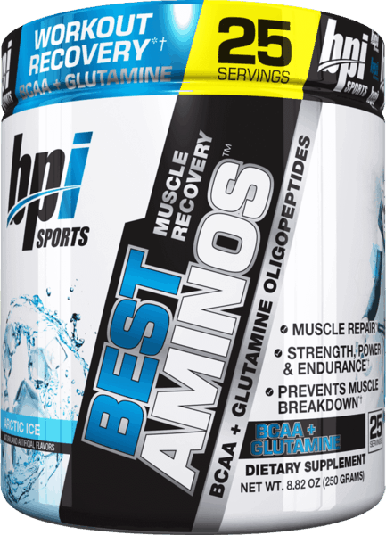 $5.00 for BPI Best Aminos™ Muscle Recovery Powder (expiring on Tuesday, 06/19/2018). Offer available at Walmart.