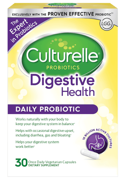 $3.00 for Culturelle® Probiotics. Offer available at multiple stores.