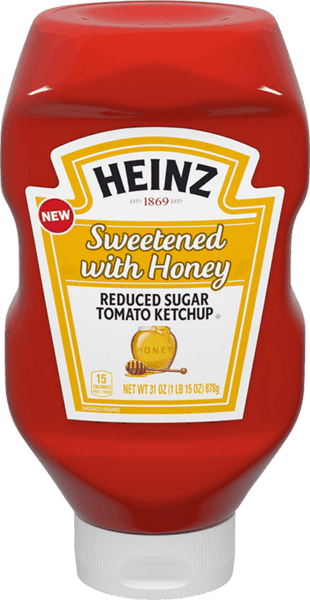 $1.00 for Heinz® Sweetened with Honey Ketchup (expiring on Tuesday, 04/02/2019). Offer available at multiple stores.
