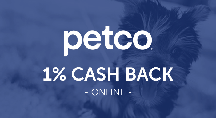 $0.00 for Petco (expiring on Sunday, 04/18/2021). Offer available at Petco.com.