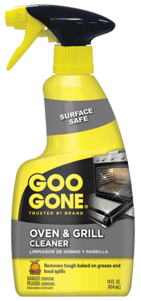 $0.50 for Goo Gone® Oven & Grill Cleaner (expiring on Sunday, 12/31/2017). Offer available at multiple stores.