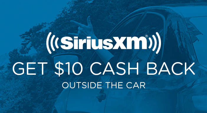 $0.00 for Sirius XM | Streaming (expiring on Tuesday, 12/31/2019). Offer available at SiriusXM.