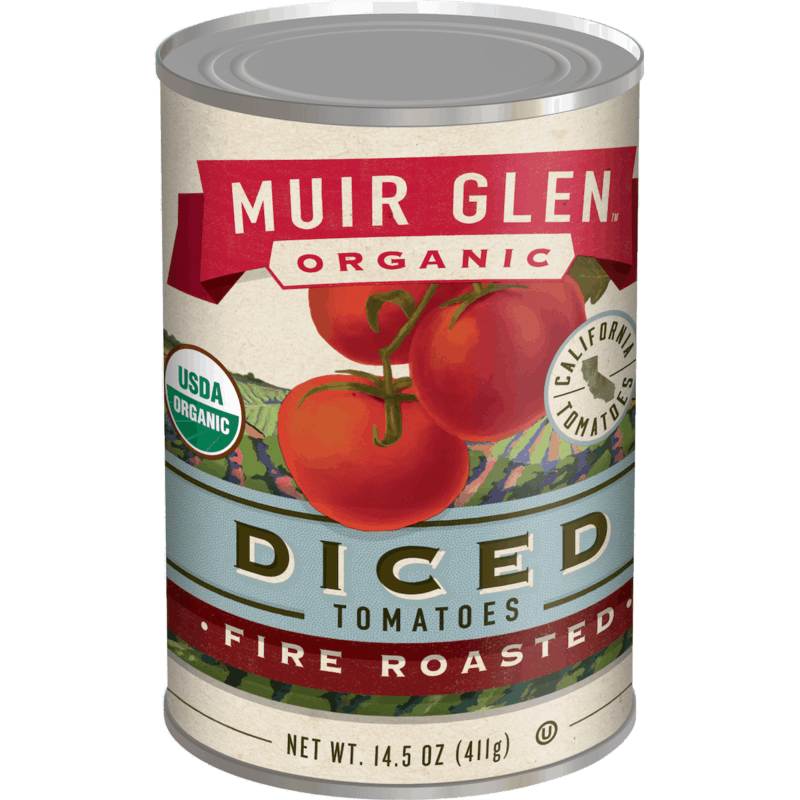 $0.50 for Muir Glen Organic Tomatoes (expiring on Tuesday, 06/02/2020). Offer available at Walmart.