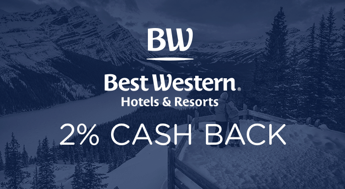$0.00 for Best Western (expiring on Thursday, 09/30/2021). Offer available at Best Western.