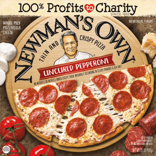 $1.00 for Newman's Own® Thin & Crispy Pizza (expiring on Thursday, 08/02/2018). Offer available at multiple stores.
