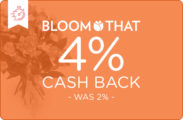 $0.00 for BloomThat (expiring on Friday, 03/02/2018). Offer available at BloomThat.