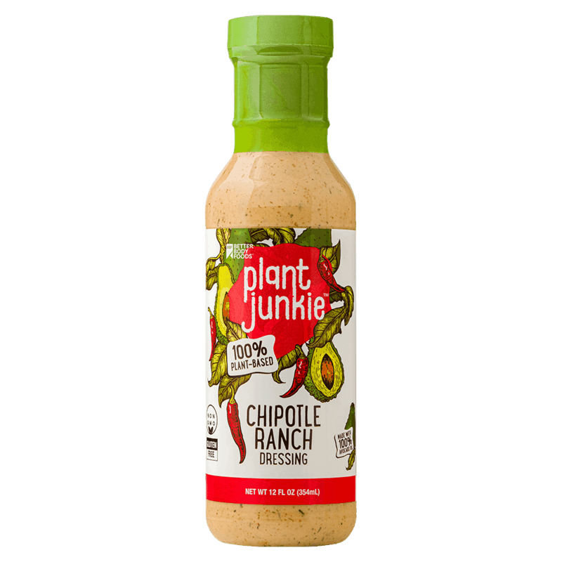 $1.50 for Plant Junkie Plant-Based Dressings and Oil Spreads. Offer available at Harris Teeter, Hannaford, Lowes Foods, Schnucks, Save Mart.
