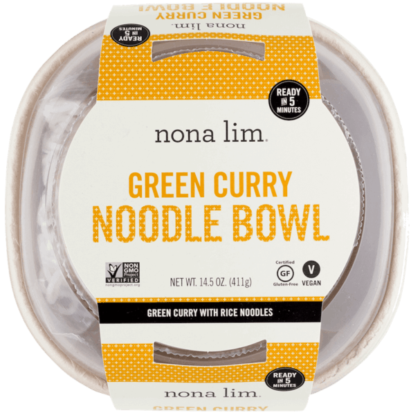 $2.00 for Nona Lim Noodle Bowls. Offer available at Hy-Vee.