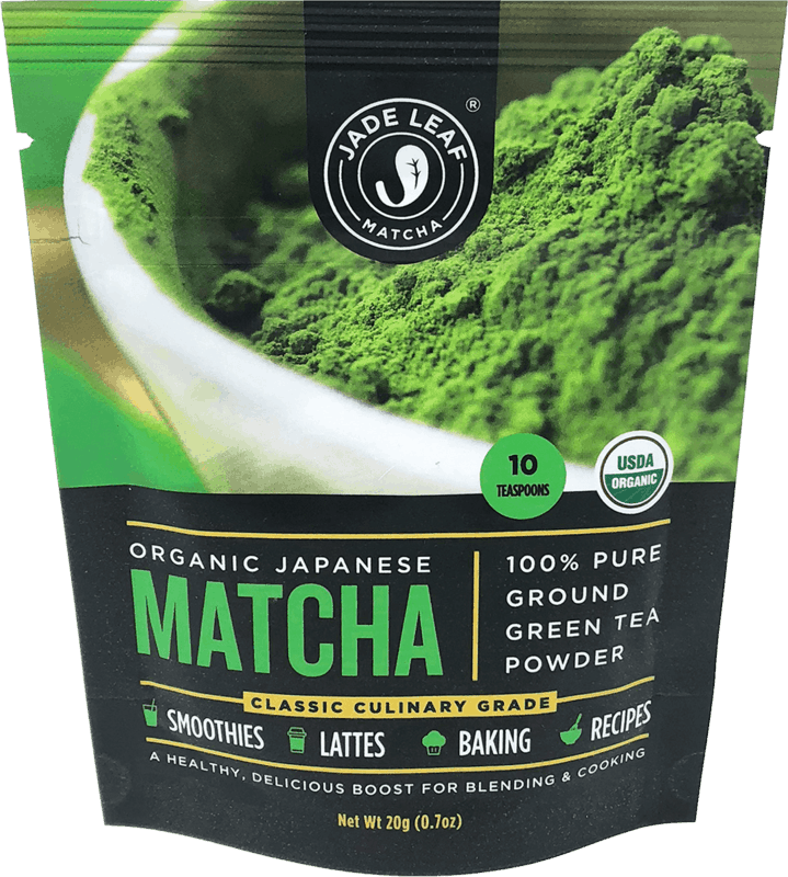 $2.00 for Jade Leaf Organic Culinary Matcha (expiring on Tuesday, 04/28/2020). Offer available at Walmart, Walmart Grocery.