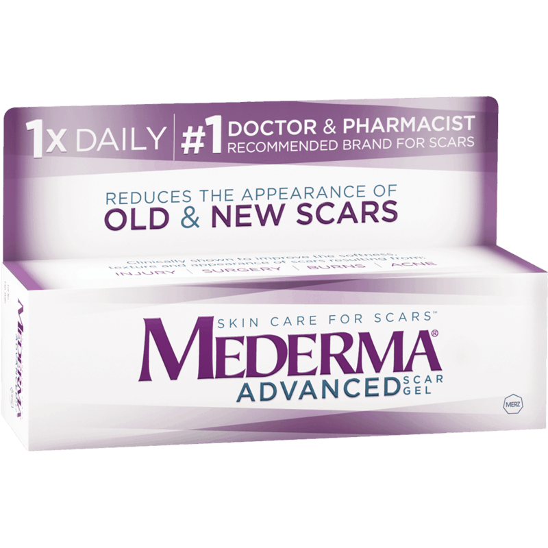 $3.00 for Mederma Advanced Scar Gel. Offer available at Target, Walgreens, Rite Aid, [TEST] Target.com.