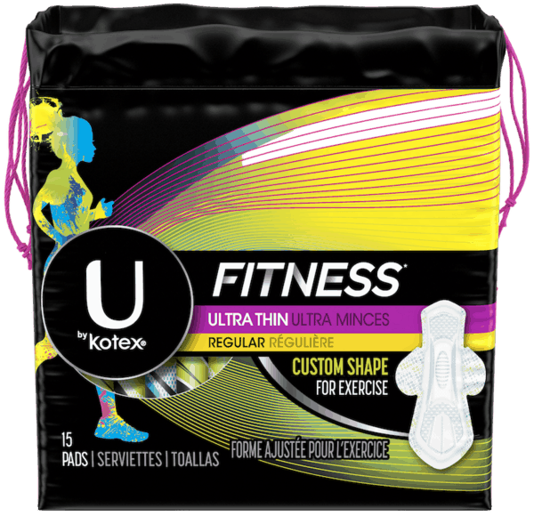 $2.00 for U by Kotex® Fitness*. Offer available at multiple stores.