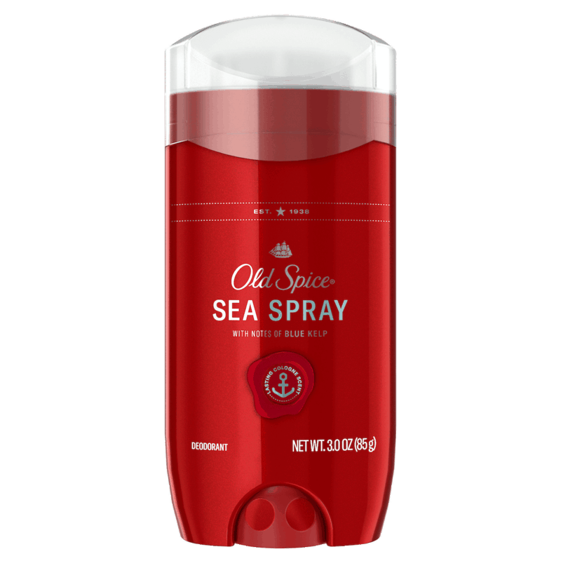 $2.00 for Old Spice Sea Spray, North Star, or Red Sky Deodorant (expiring on Tuesday, 07/14/2020). Offer available at Walmart, Walmart Grocery.