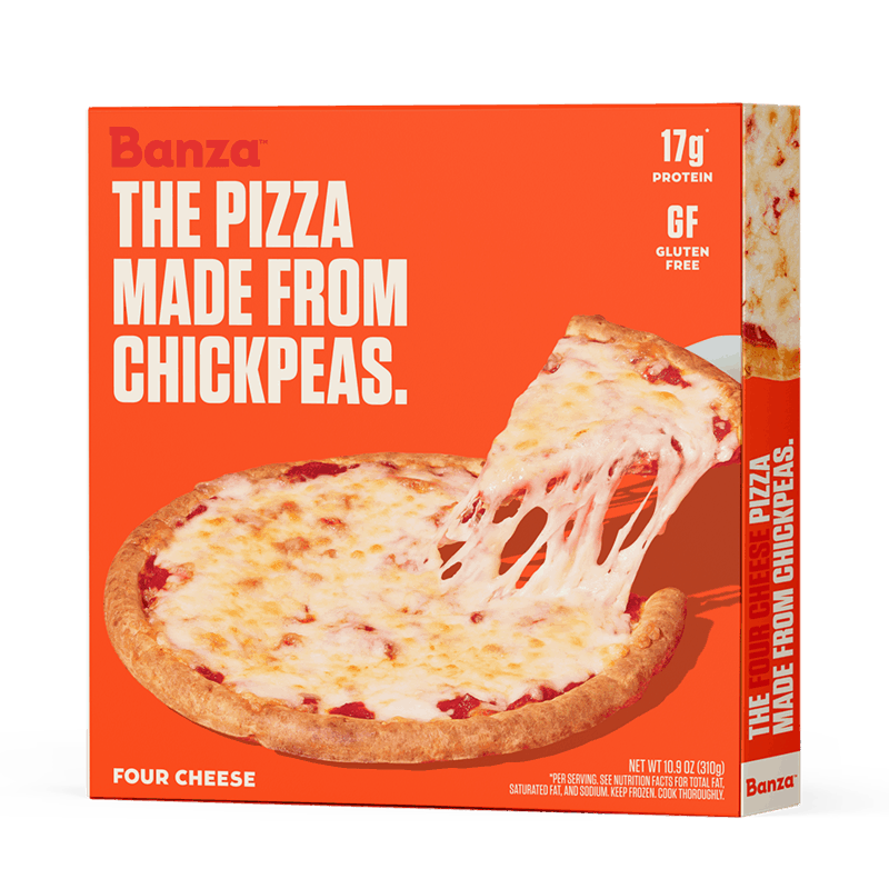 $2.00 for Banza pizza and plain crust (expiring on Monday, 05/31/2021). Offer available at Target, Wegmans, Target Online.