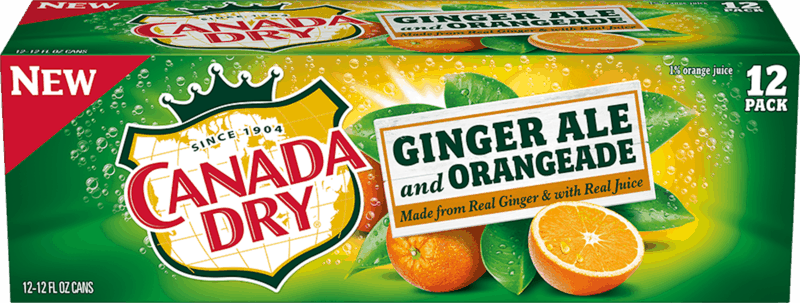 $1.00 for Canada Dry®. Offer available at multiple stores.