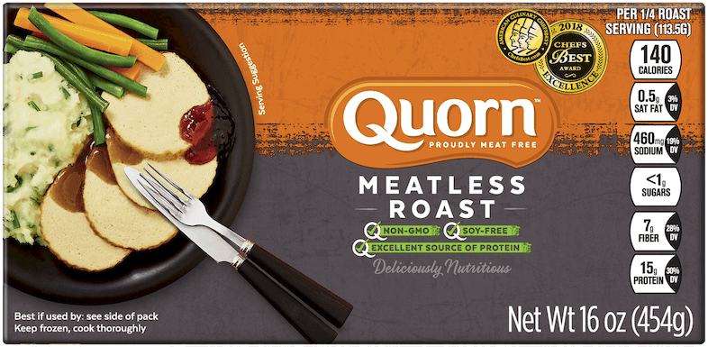 $1.00 for Quorn Meatless Roast (expiring on Friday, 08/07/2020). Offer available at Walmart.