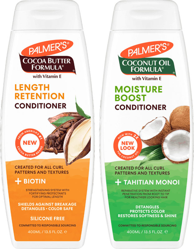 $2.00 for Palmer's Coconut Oil Moisture Boost & Cocoa Butter Length Retention Haircare (expiring on Wednesday, 10/20/2021). Offer available at Walmart, Walmart Pickup & Delivery.