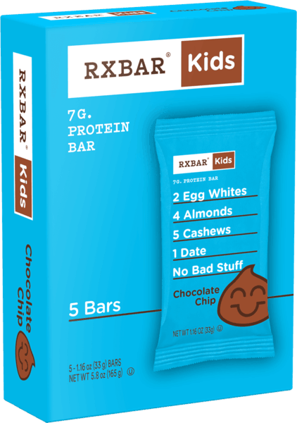$0.75 for RXBAR® Kids Protein Bar (expiring on Monday, 05/06/2019). Offer available at Walmart.