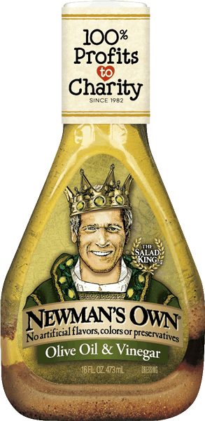 $1.00 for Newman's Own® Salad Dressing. Offer available at multiple stores.