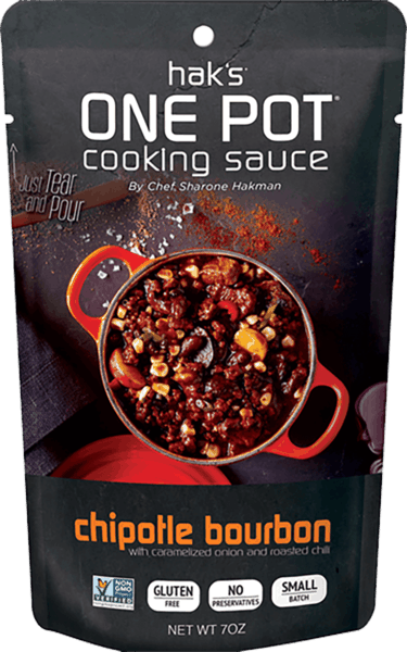 $1.00 for Hak's One Pot Cooking Sauce (expiring on Sunday, 09/02/2018). Offer available at multiple stores.