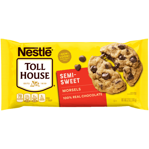 $1.00 for Nestle® Toll House Morsels. Offer available at Walmart.