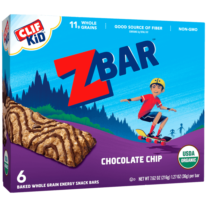 $0.75 for CLIF KID® ZBAR. Offer available at multiple stores.