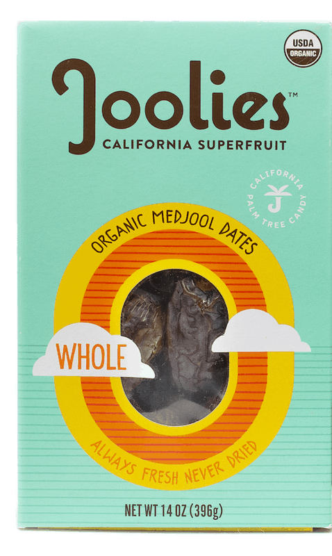 $1.75 for Joolies Organic Medjool Dates (expiring on Monday, 05/31/2021). Offer available at multiple stores.
